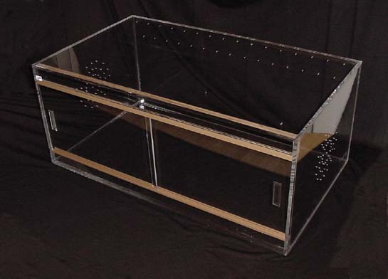 Best Cage for Large Red-Tail? - sSNAKESs : Reptile Forum